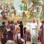 Chúa Giêsu và các môn đệ