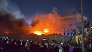 Hỏa hoạn ở Iraq