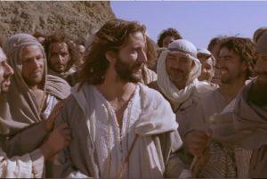 Chúa Giêsu đối thoại với người Do thái