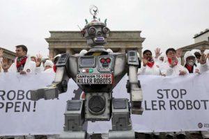 Ngăn chặn Robot giết người