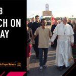 ý cầu nguyện của DTC Phanxico trong tháng 8