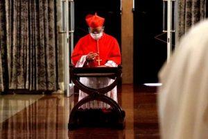 Đức Hồng y Jose Advincula của Tổng Giáo phận Manila, Philippines