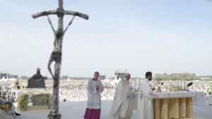 Thánh lễ tại Đền thánh Quốc gia