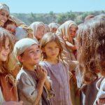 chúa giê-su và trẻ em