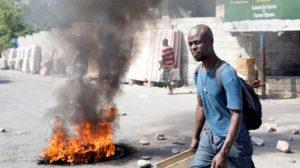 bắt cóc tại Haiti