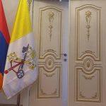 Văn phòng Sứ thần Tòa Thánh mới ở Armenia