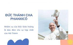 đức giáo hoàng phanxico
